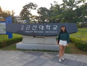 An interview with an exchange student in Taiwan